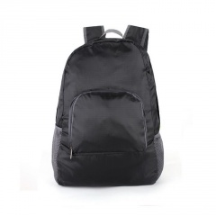 Outdoor sports backpack Black