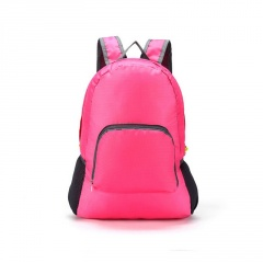 Outdoor sports backpack Red