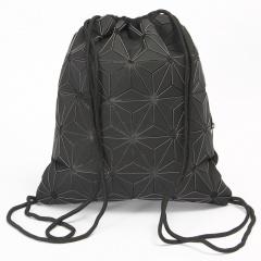 Drawstring Backpack For Men And Women Alike40*34.5cm Black