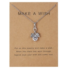 Fashion Women Gold Plated Leaf Circle Pendant Friendship Couple Necklace Jewelry leaf