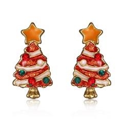 Fashion Christmas Earrings Women Drop Dangle Earrings New Year Jewelry Gift HOT #2