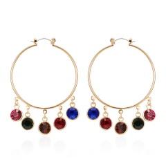 Geometric earrings 2