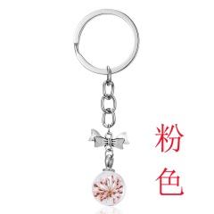 Bowknot key chain 3