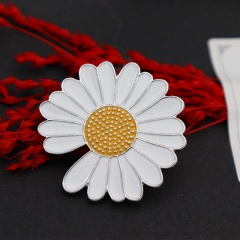 Sunflower Daisy Brooches For Women #1
