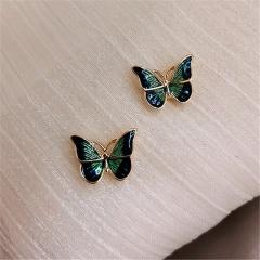 butterfly earring 1