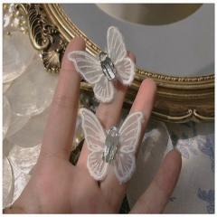 Butterfly ear clip ER20Y0239-4