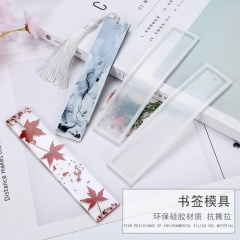 Handmake DIY Silicone Mold for Bookmark Mold for bookmark