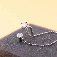 Diamond Chain Opening Ring Diamond