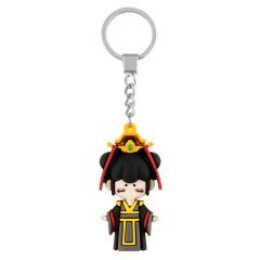 Wholesale Chinese Ancient Costume Beautiful Girl  Key Chain 6