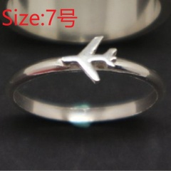 the plane ring stainless steel opp bags #7